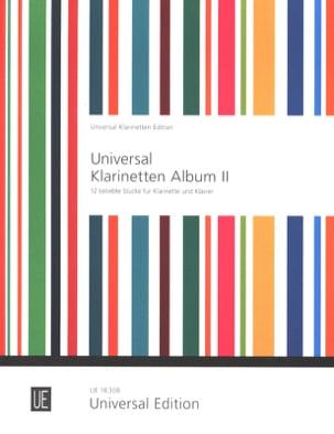Universal Klarinetten Album Vol.2 Partition laflutedepan