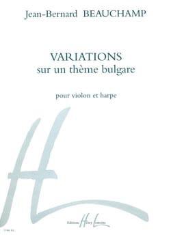 Variations sur un thème bulgare - laflutedepan.com