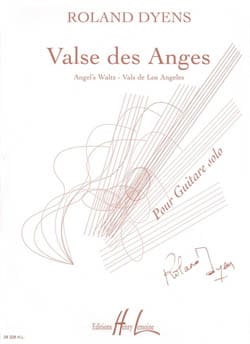 Roland Dyens - Waltz of Angels - Partition - di-arezzo.com