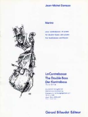 Marine - Jean-Michel Damase - Partition - laflutedepan.com