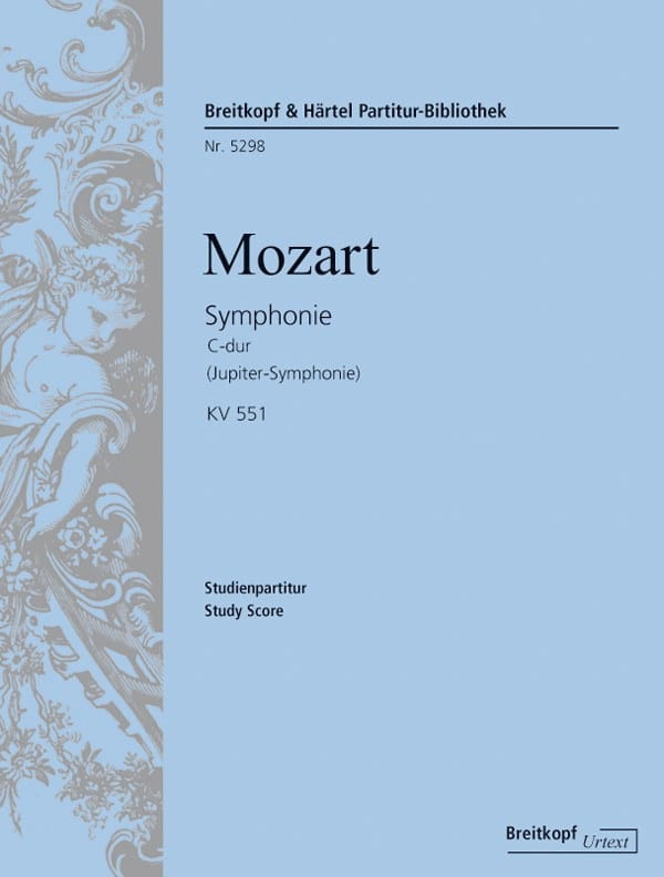 Violinkonzert C-Dur Hob 7a: 1 - Partitur - HAYDN - laflutedepan.com