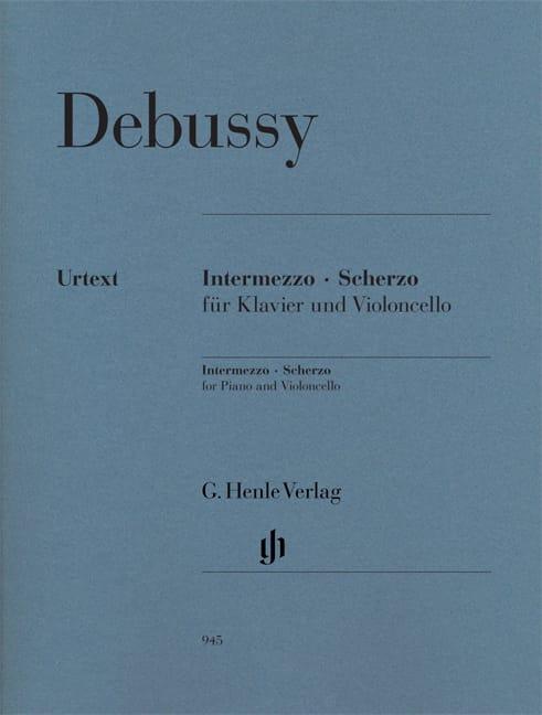 Intermezzo - Scherzo - DEBUSSY - Partition - laflutedepan.com