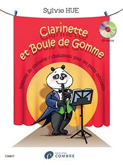 Clarinette et Boule de Gomme Sylvie Hue Partition laflutedepan