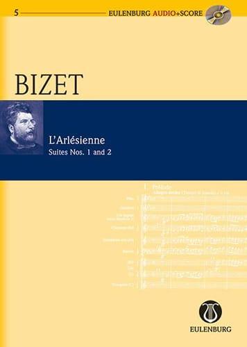 L' Arlésienne - Suites N° 1 et 2 - BIZET - laflutedepan.com