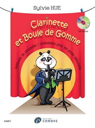 Clarinette et Boule de Gomme - Sylvie Hue - laflutedepan.com
