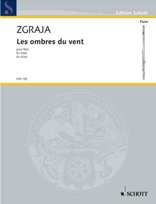 Les ombres du Vent - Flûte solo - Krzysztof Zgraja - laflutedepan.com
