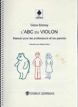 Colourstrings l' ABC du violon Manuel professeur et parents laflutedepan