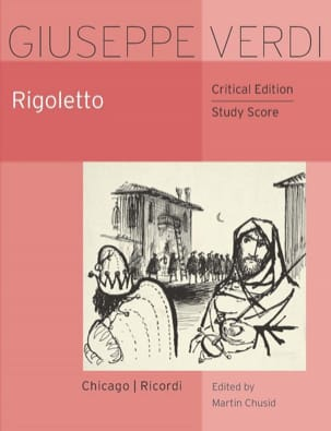 Rigoletto - Conducteur - VERDI - Partition - laflutedepan.com