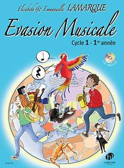 Evasion Musicale - 1ère année laflutedepan