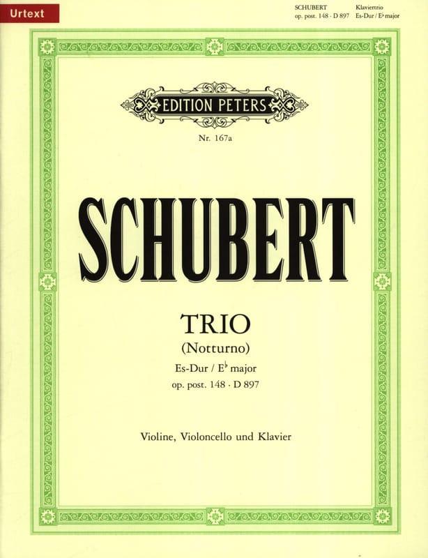 Trio Es-Dur Notturno op. post. 148 D. 897 - laflutedepan.com