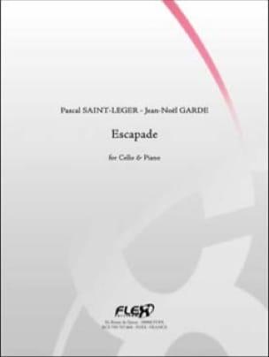 Escapade - Pascal SAINT-LEGER et Jean-Noël GARDE - laflutedepan.com