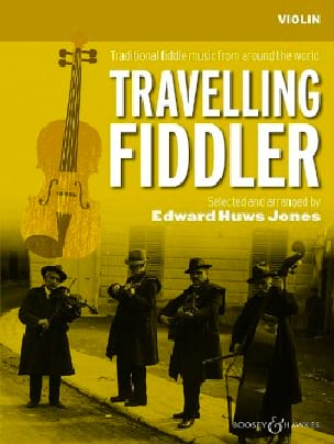 The Gypsy Fiddler - Violon Jones Edward Huws Partition laflutedepan