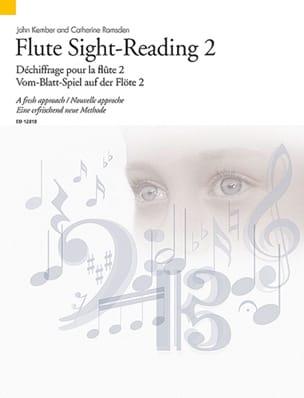 Flute Sight-Reading - 2 Kember John / Ramsden Catherine laflutedepan