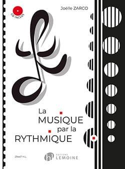 La Musique par la Rythmique Joelle Zarco Partition laflutedepan
