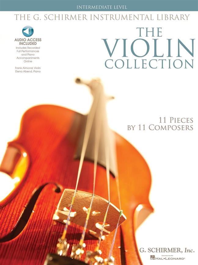 The Violon Collection - Intermediate Level - laflutedepan.com