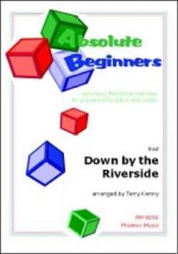 Down by The Riverside Traditionnel Partition ENSEMBLES - laflutedepan
