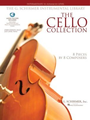 The Cello Collection - Intermediate to Advanced Level laflutedepan
