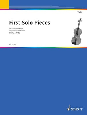 First solo pieces, book 2 solo pieces First Partition laflutedepan