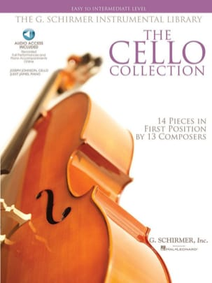 The Cello Collection - Easy to Intermediate Level laflutedepan