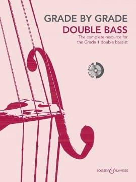 Grade by Grade Double Bass 1 Partition Contrebasse - laflutedepan