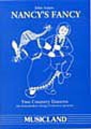 Nancy's Fancy - String Orch. / Quartet - John Auton - laflutedepan.com