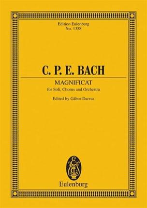 Magnificat D-Dur Wq 215 Carl Philipp Emanuel Bach laflutedepan