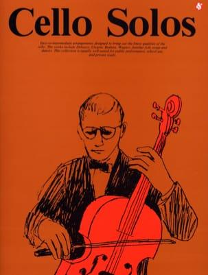 Cello Solos Solos Cello Partition Violoncelle - laflutedepan