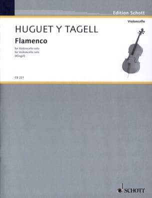 Rogelio Huguet Y Tagell - Flamenco - Solo Cello - Partition - di-arezzo.de