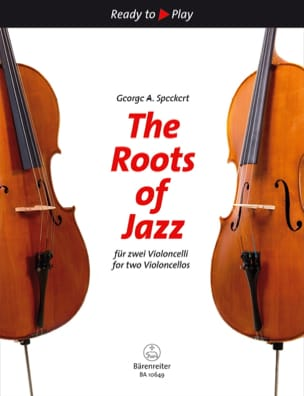 The Roots of Jazz George A. Speckert Partition laflutedepan