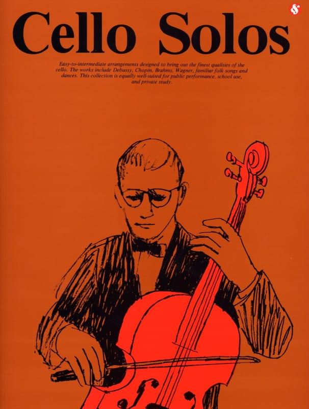 Cello Solos - Solos Cello - Partition - Violoncelle - laflutedepan.com