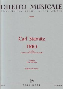 Trio Es-Dur -Horn Violin Violoncello - Partitur + Stimmen laflutedepan