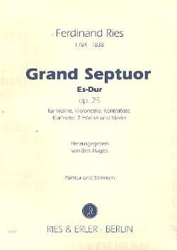 Grand septuor Es-Dur op. 25 -Partitur + Stimmen laflutedepan