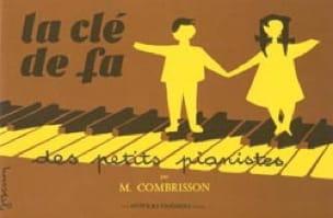 Clé de Fa des Jeunes Pianistes - Combrisson - laflutedepan.com
