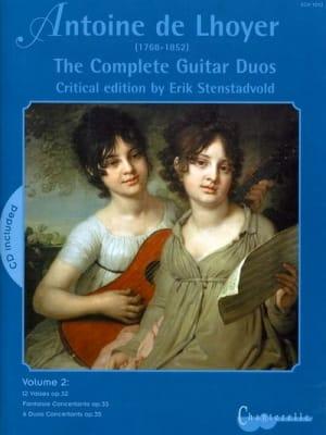 The Complete Guitar Duos, Volume 2 - laflutedepan.com
