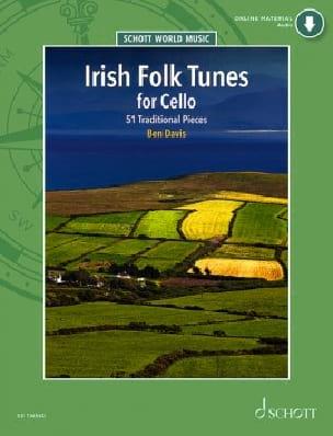 Irish Folk Tunes - Cello Traditionnels Partition laflutedepan