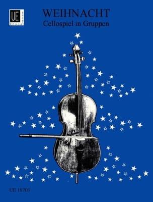 - Weihnacht. Cellospiel in Gruppen - Partition - di-arezzo.com