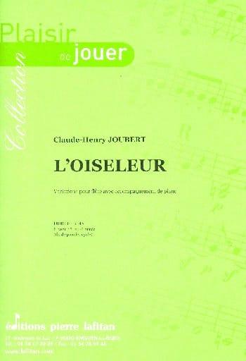 L' Oiseleur - Claude-Henry Joubert - Partition - laflutedepan.com
