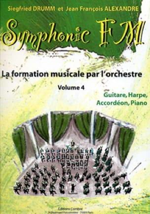 Symphonic FM Volume 4 - Guitare, Harpe, Accordéon, Piano - laflutedepan.com