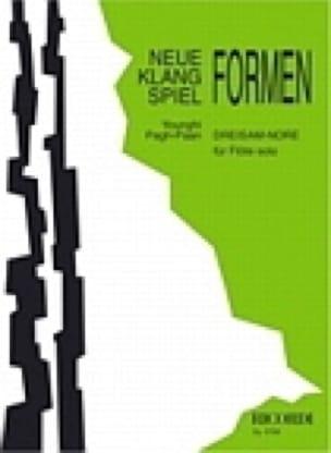 Formen - Dreisam Nore - Younghi Pagh-Paan - laflutedepan.com