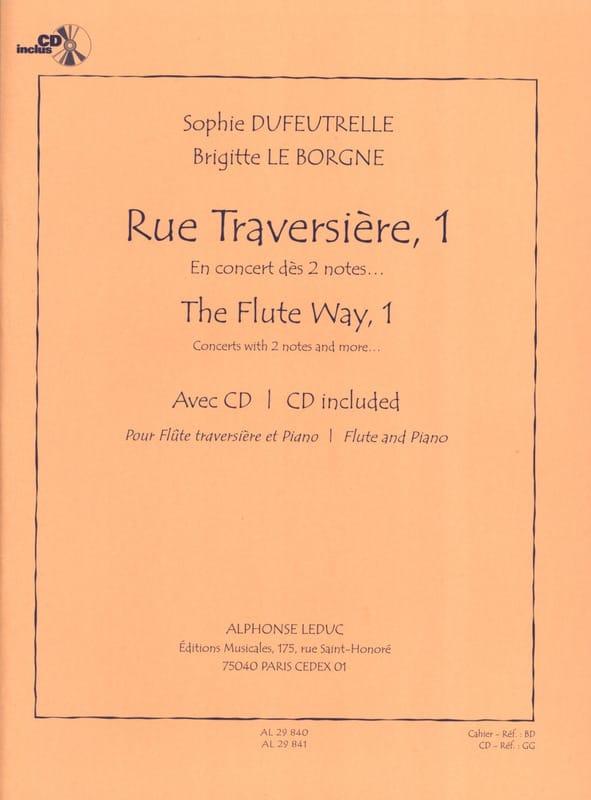 Rue traversière n° 1 - laflutedepan.com