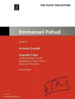 Quatuor op. 96