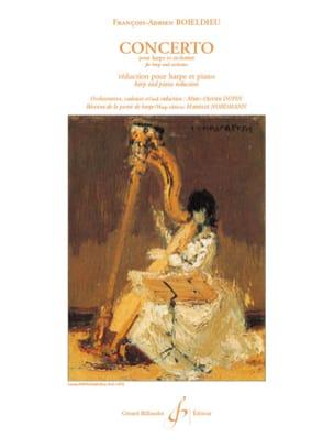 Concerto Pour Harpe et Orchestre - Réduction laflutedepan