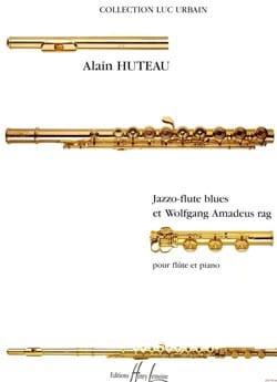 Jazzo-Flûte Blues et Wolfgang Amadeus Rag Alain Huteau laflutedepan