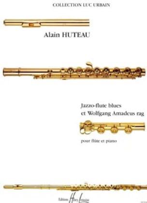 Jazzo-Flûte Blues et Wolfgang Amadeus Rag - laflutedepan.com