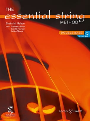 Essential string method, Volume 3 - Double bass laflutedepan