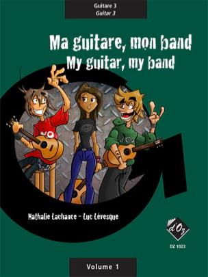 Ma guitare, mon band - Vol. 1 : partie de guitare 3 - laflutedepan.com