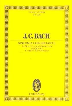 Sinfonia Concertante C-Dur Johann Christian Bach laflutedepan