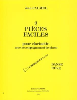 2 Pièces faciles - Jean Calmel - Partition - laflutedepan.com