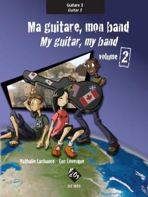 Ma guitare, mon band - Vol. 2 : partie de guitare 3 - laflutedepan.com