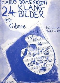 24 Klangbilder Volume 1 - Carlo Domeniconi - laflutedepan.com